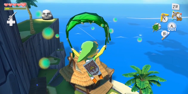Wind Waker Screen2