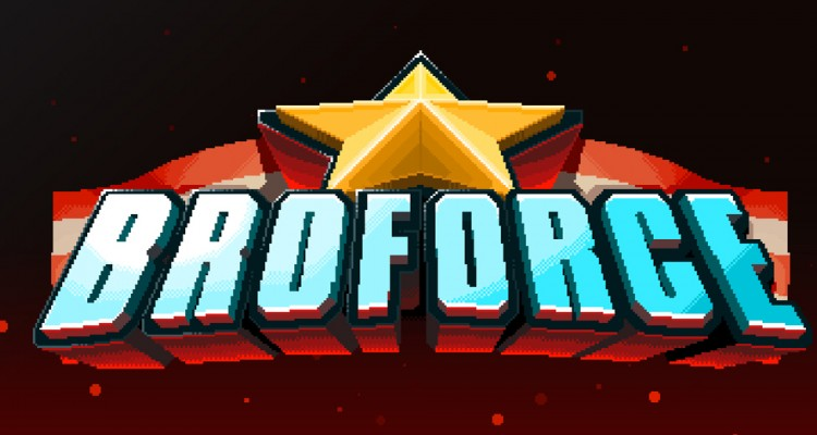 Broforce Header