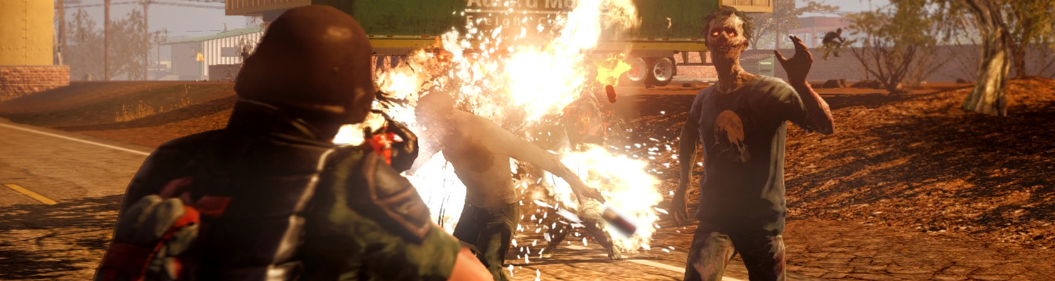 how to finish state of decay without dying