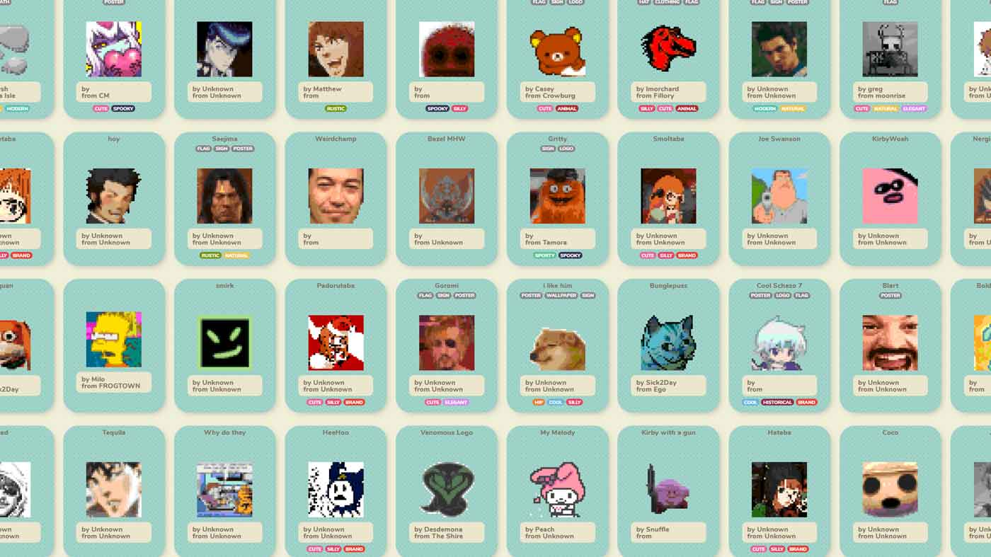 This Website Converts Images Into Animal Crossing New Horizons