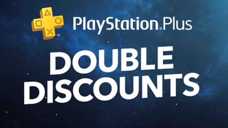 PlayStation Store Double Discount Sale