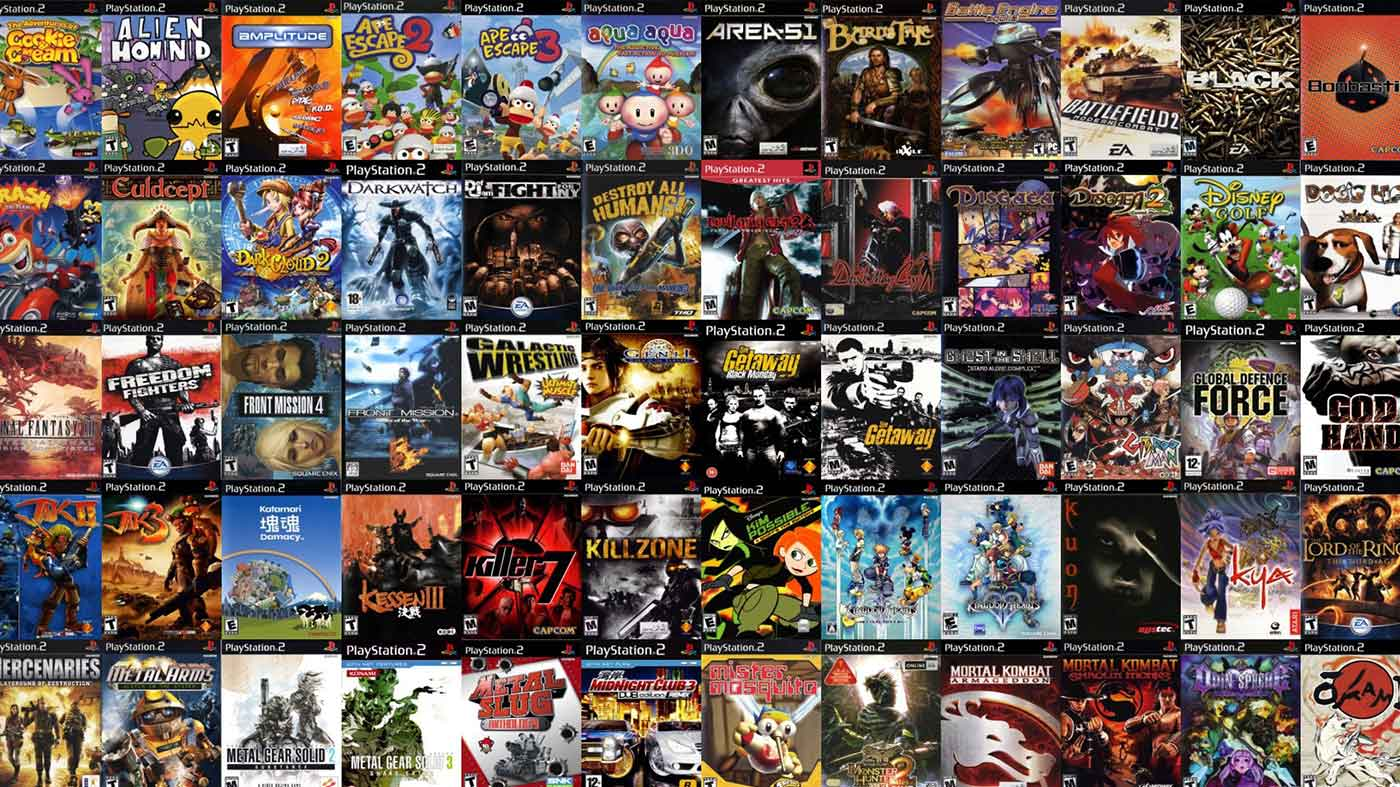 Our Favourite PlayStation 2 Games And Memories
