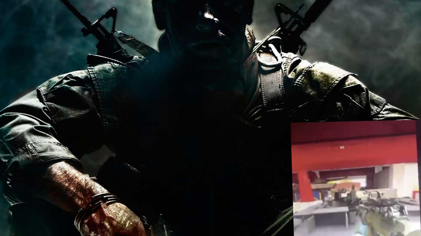 The First Call Of Duty Black Ops Cold War Gameplay Looks To Have