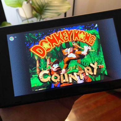 Donkey Kong Country Switch