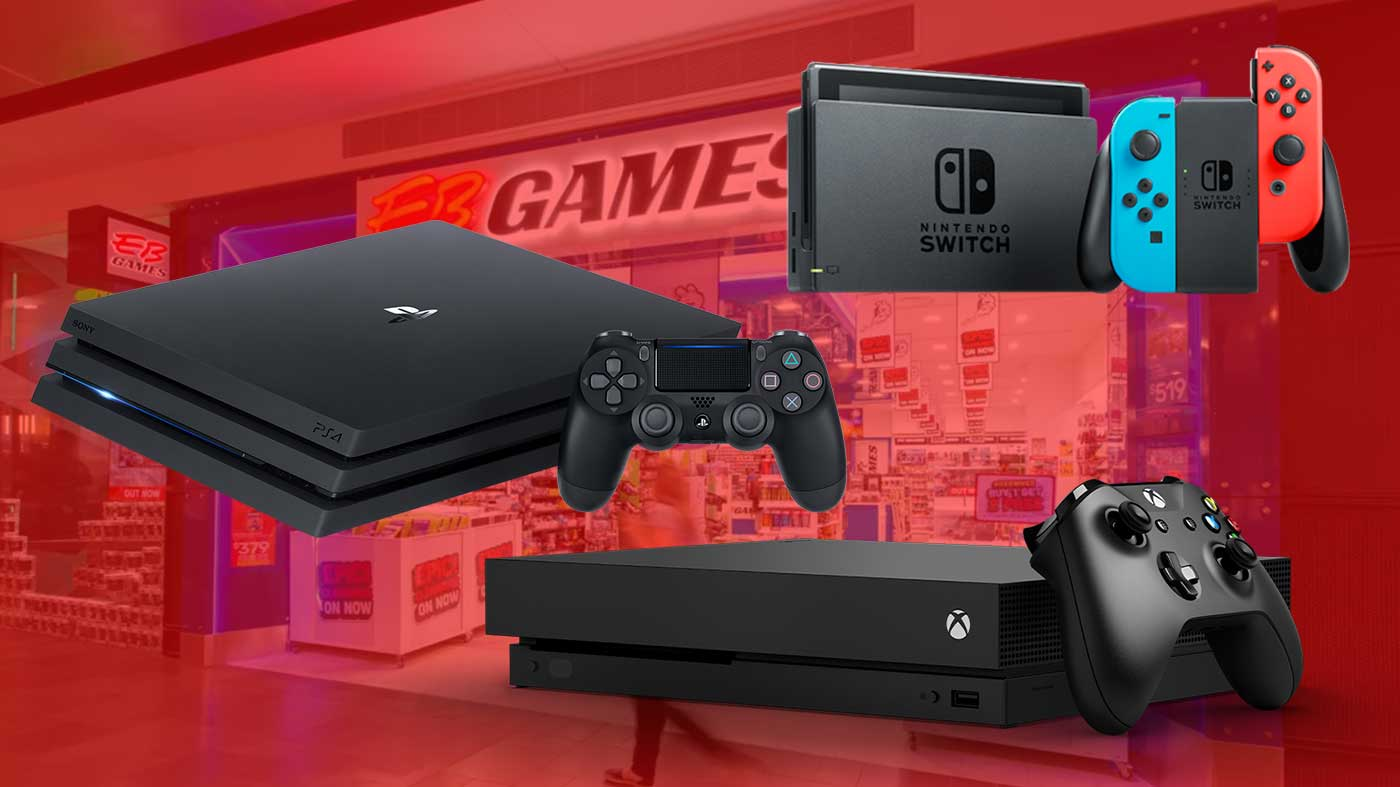 Eb Games Has Some Incredible Console Trade Deals