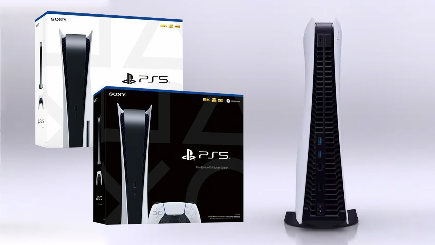 Here S The Ps5 Packaging Exact Massive Console Size And Back Of Console