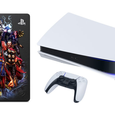 PS5 Compatible External Hard Drives