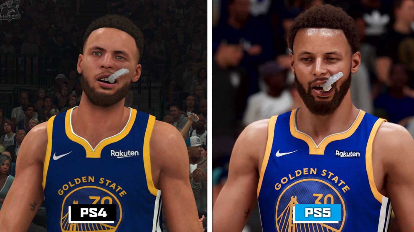 Nba 2k21 Looks Unbelievable On Ps5 Xbox Series X